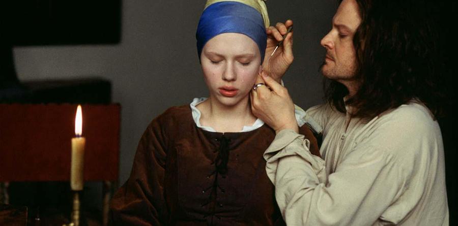Girl with a Pearl Earring (İnci Küpeli Kız) - Art50.net