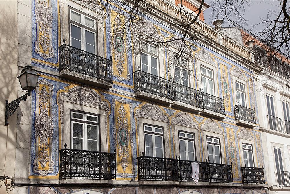 Lizbon Casa dell'Arte Clubhouse
