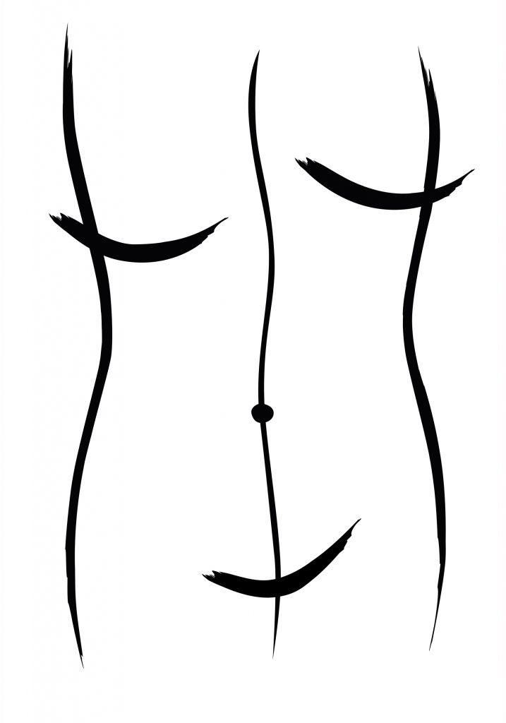 Özlem Paker, Body Expressions Serisi - Double Hımmm 01