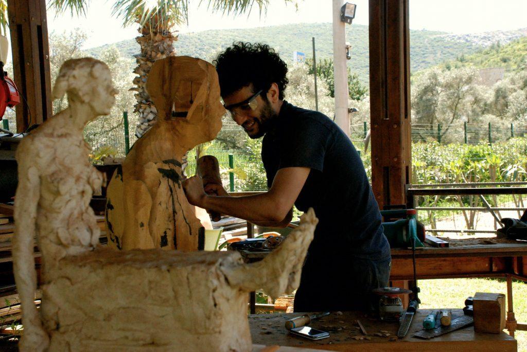 Casa dell'Arte konuk sanatçı programından
