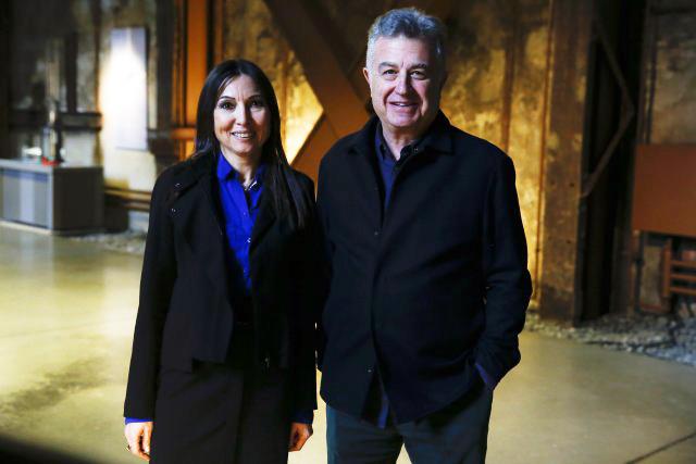 Aylin Seçkin ve Ali Güreli