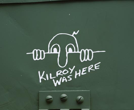 kilroywasheremilitary